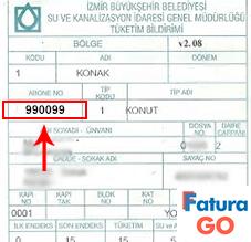 İZSU (İzmir Su) Hızlı Fatura Ödeme & Sorgulama - FaturaGO